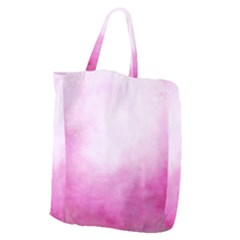 Ombre Giant Grocery Zipper Tote by ValentinaDesign