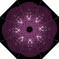 Sphere 3d Geometry Math Design Hook Handle Umbrellas (medium) by Celenk