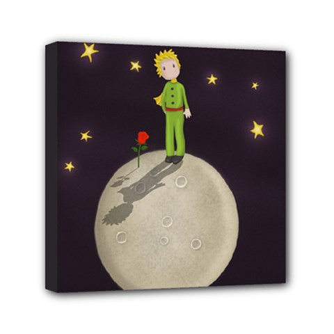 The Little Prince Canvas Travel Bag by Valentinaart