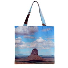Canyon Design Zipper Grocery Tote Bag by Celenk