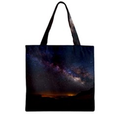 Fairyland Canyon Utah Park Zipper Grocery Tote Bag by Celenk