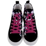 unicorn - Women s Mid-Top Canvas Sneakers