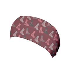 Rosegrey Boots Yoga Headband by snowwhitegirl