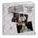 Walt Disney World - 8x8 Photo Book (30 pages)