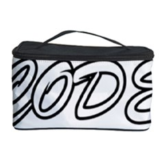 Code White Cosmetic Storage Case by Code