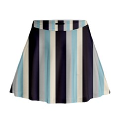 Sailor Mini Flare Skirt