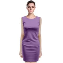 Another Purple Classic Sleeveless Midi Dress by snowwhitegirl