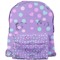 Little Face Giant Full Print Backpack by snowwhitegirl