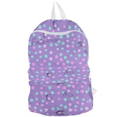 Little Face Foldable Lightweight Backpack by snowwhitegirl