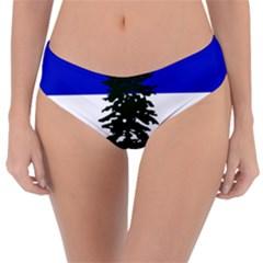 Flag Of Cascadia Reversible Classic Bikini Bottoms by abbeyz71