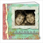 Beloved - 8x8 Photo Book (20 pages)
