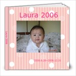 laura 2006 - 8x8 Photo Book (20 pages)