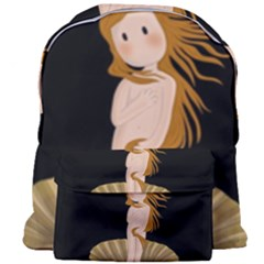 The Birth Of Venus Giant Full Print Backpack by Valentinaart