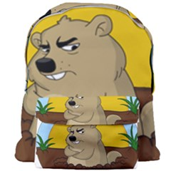 Groundhog Day Giant Full Print Backpack by Valentinaart