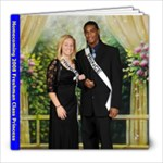 Homecoming - 8x8 Photo Book (20 pages)