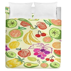 Seamless Pattern Desktop Decoration Duvet Cover Double Side (queen Size) by Onesevenart