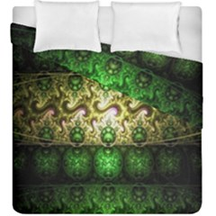 Fractal Art Digital Art Duvet Cover Double Side (king Size) by Onesevenart
