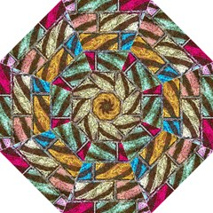 Colorful Painted Bricks Street Art Kits Art Straight Umbrellas by Costasonlineshop