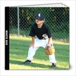 White Sox - 8x8 Photo Book (20 pages)