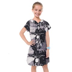 Elvis Presley Kids  Drop Waist Dress