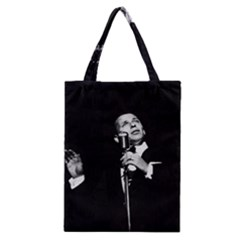 Frank Sinatra  Classic Tote Bag by Valentinaart