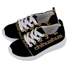 Chihuahua Kids  Lightweight Sports Shoes by Valentinaart