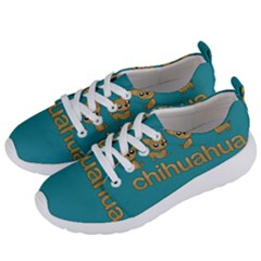 Chihuahua Women s Lightweight Sports Shoes by Valentinaart