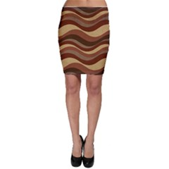 Backgrounds Background Structure Bodycon Skirt by Nexatart