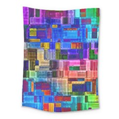 Background Art Abstract Watercolor Medium Tapestry by Nexatart