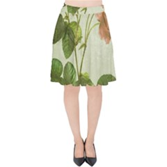 Peony 2507643 1920 Velvet High Waist Skirt by vintage2030