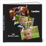 fall 08 - 8x8 Photo Book (20 pages)