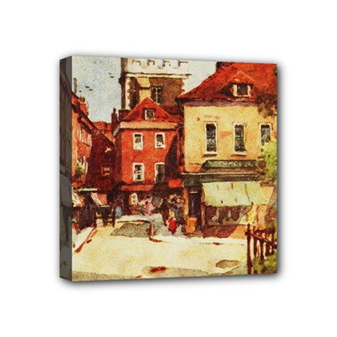 Painting 1241683 1920 Mini Canvas 4  X 4  by vintage2030