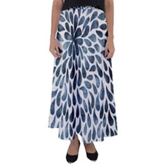 Abstract 1071129 960 720 Flared Maxi Skirt by vintage2030