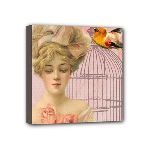 Woman 1079479 1920 Mini Canvas 4  X 4  by vintage2030