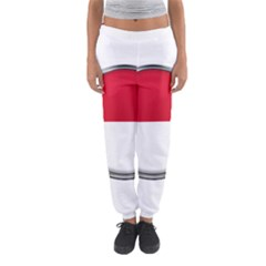 Monaco Or Indonesia Country Nation Nationality Women s Jogger Sweatpants by Nexatart