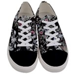 Men s Low Top Canvas Sneakers