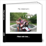 Filled with love - 8x8 Photo Book (20 pages)