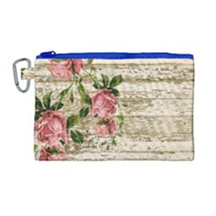 On Wood 2226067 1920 Canvas Cosmetic Bag (large) by vintage2030