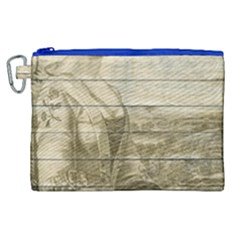 Lady 2523423 1920 Canvas Cosmetic Bag (xl)