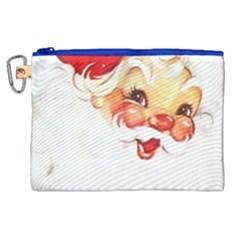 Santa Claus 1827265 1920 Canvas Cosmetic Bag (xl) by vintage2030
