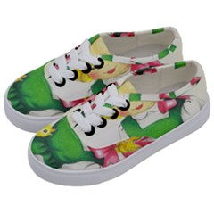 Girl 1731722 1920 Kids  Classic Low Top Sneakers by vintage2030