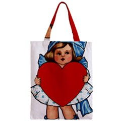 Child 1718349 1920 Zipper Classic Tote Bag by vintage2030