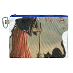 Witch 1461961 1920 Canvas Cosmetic Bag (xl) by vintage2030