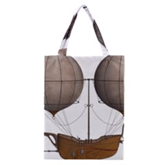 Air Ship 1300078 1280 Classic Tote Bag by vintage2030