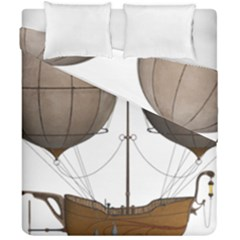 Air Ship 1300078 1280 Duvet Cover Double Side (california King Size) by vintage2030