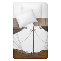 Air Ship 1300078 1280 Duvet Cover Double Side (single Size) by vintage2030