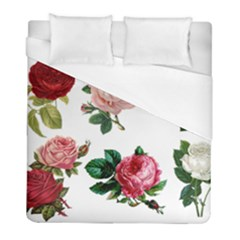 Roses 1770165 1920 Duvet Cover (full/ Double Size) by vintage2030