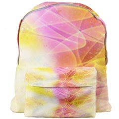 Background Art Abstract Watercolor Giant Full Print Backpack by Nexatart