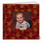 6-7 months - 8x8 Photo Book (20 pages)