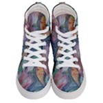 JustB  Heartfelt - Women s Hi-Top Skate Sneakers